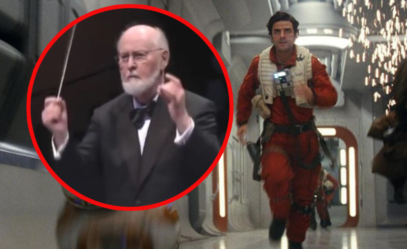 Star Wars Composer John Williams Hospitalized in London