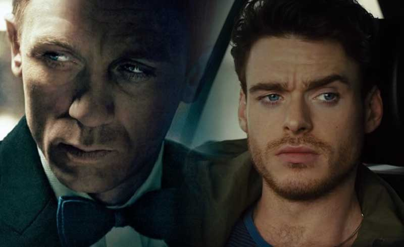 Rumor: GoT's Robb Stark Top Choice to be Next Bond