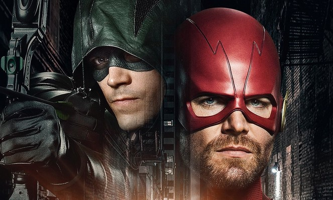 The Flash and Green Arrow Swap Roles in New Poster for DC's Elseworlds Event