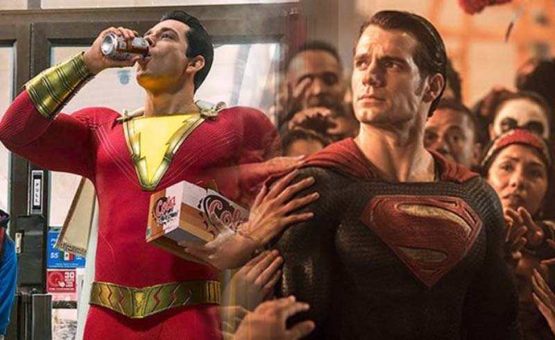 Rumor: Henry Cavill Appearing in Shazam! After All?