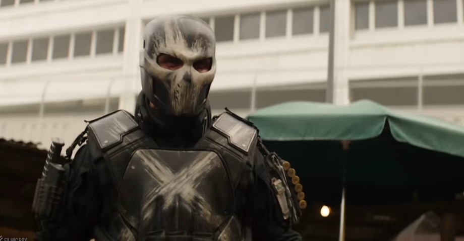 Brock Rumolow a.k.a. Crossbones to Return in Avengers 4