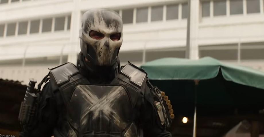 Brock Rumolow a.k.a. Crossbones to Return in Avengers 4