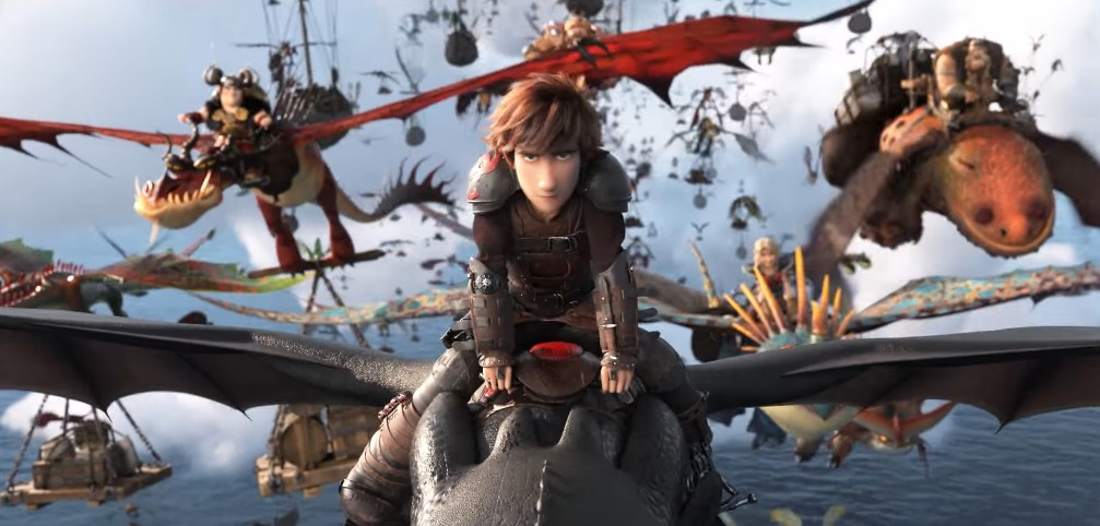 How to Train Your Dragon 3 Gets an Amazing New Trailer