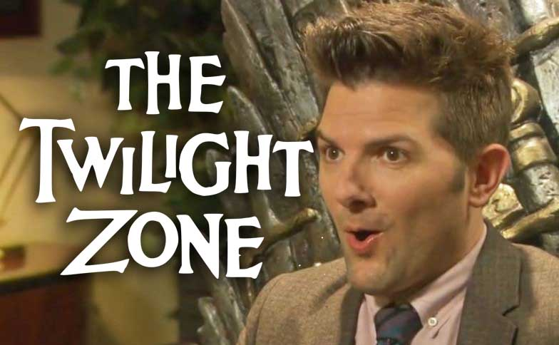 Parks and Recreation's Adam Scott Cast in The Twilight Zone Revival