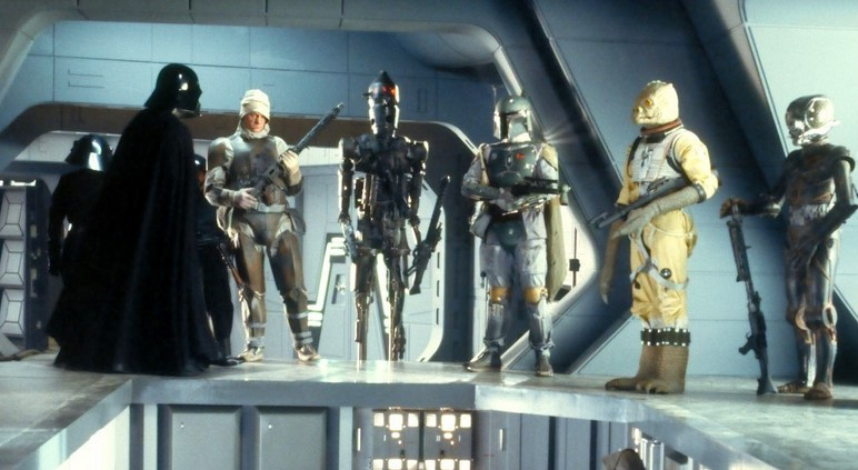Star Wars: The Mandalorian Could Feature Familiar Bounty Hunters
