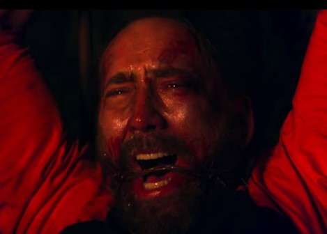 Nicolas Cage Impresses Critics With New Thriller Mandy
