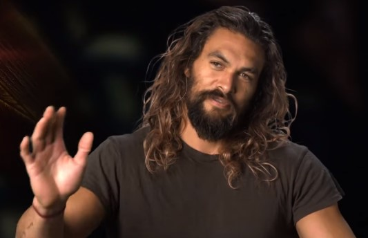 Jason Momoa is Ready for Aquaman 2