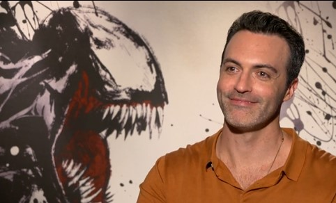 Reid Scott Talk About Possible Venom Sequel