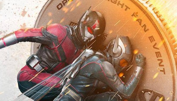 Captain America: Civil War Concept Art Reveals Wasp and Ant-Man were Almost Team Iron Man