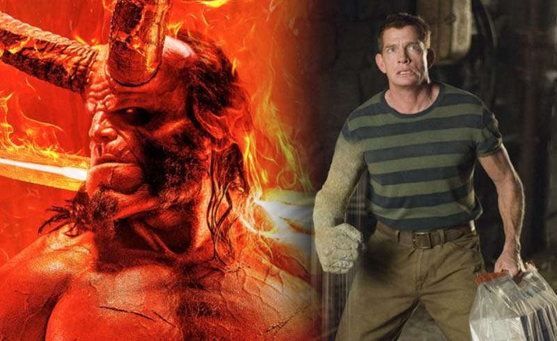 Hellboy: Spider-Man 3's Thomas Haden Church Joins Cast