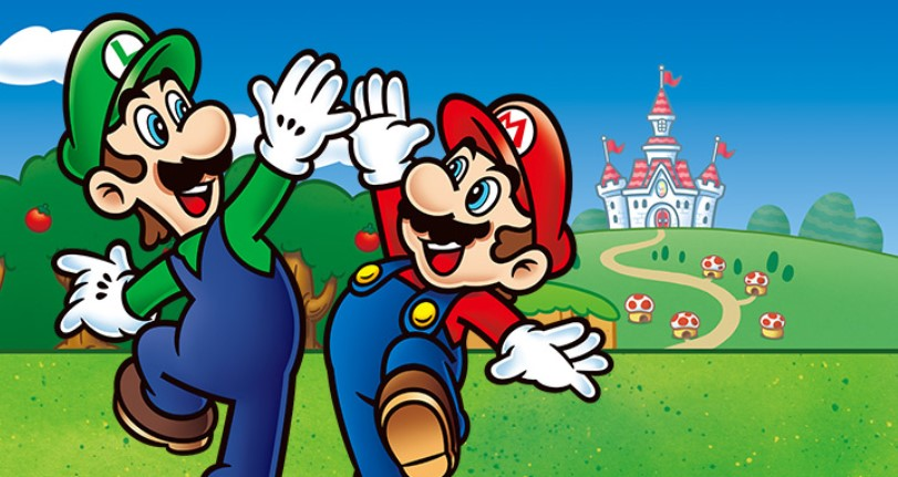 Animated Super Mario Movie Sets Release for 2022