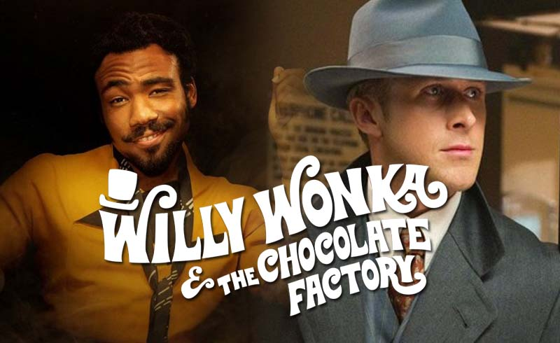 Willy Wonka Prequel Confirmed with Either Ryan Gosling or Donald Glover to Star