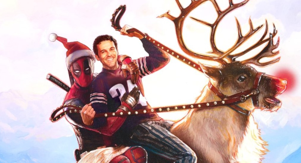 Check Out the Official Poster for Once Upon a Deadpool