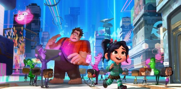 Ralph Breaks The Internet-Movie-Review