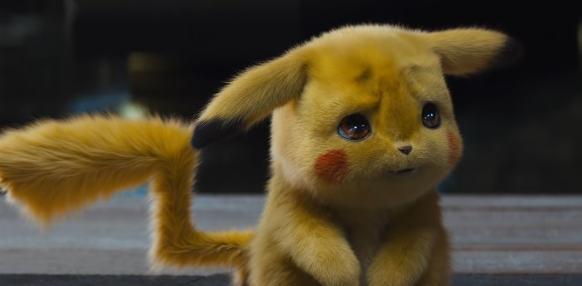 Pokemon Come to Life in First Trailer for Detective Pikachu