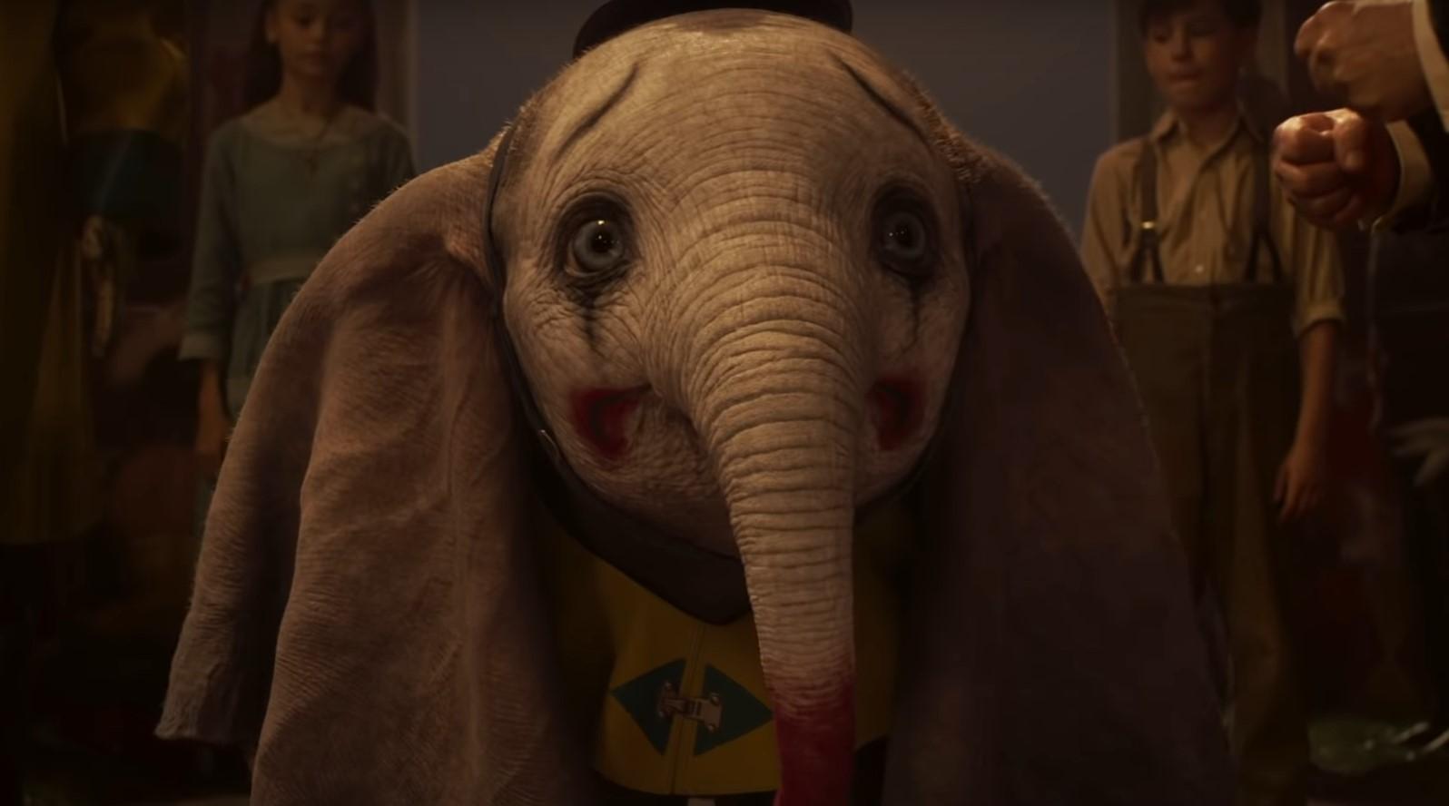Disney Drops New Heartfelt Trailer for Dumbo