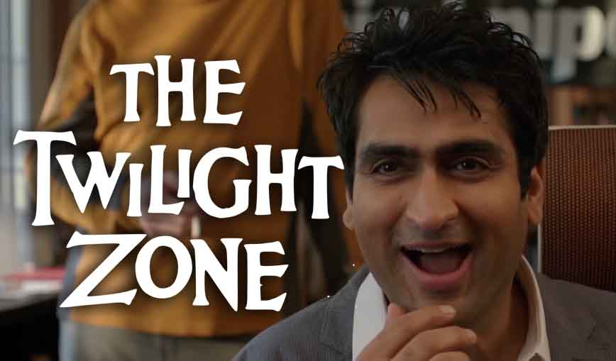 The Twilight Zone Reboot Casts Silicon Valley's Kumail Nanjiani