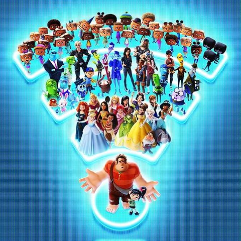 Ralph Breaks The Internet And Your Heart (In A Good Way)