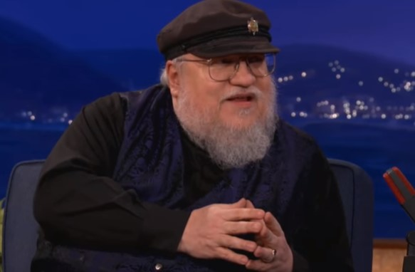 George RR Martin Comments on Winds of Winter