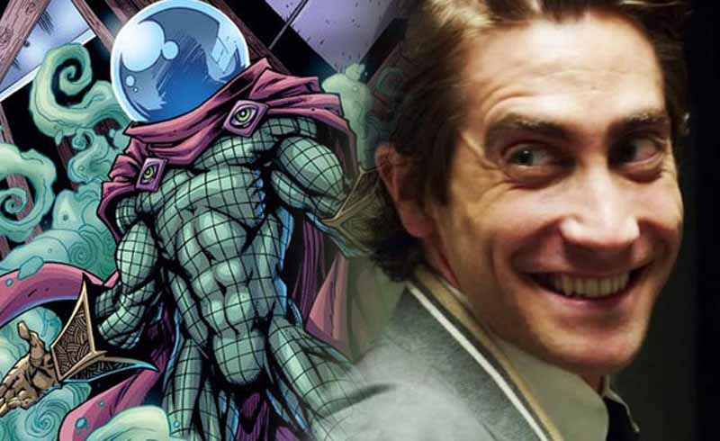 Jake Gyllenhaal Teases his Mysterio Role for Spider-Man: Far from Home