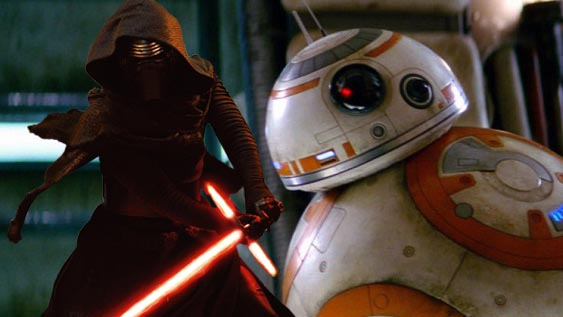 Star Wars Episode IX Rumor: Kylo Ren to Get a New Helmet, BB-8 a New Sidekick