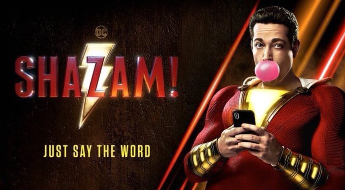 Shazam! Gets its First Official Poster, Trailer NOT Releasing This Week