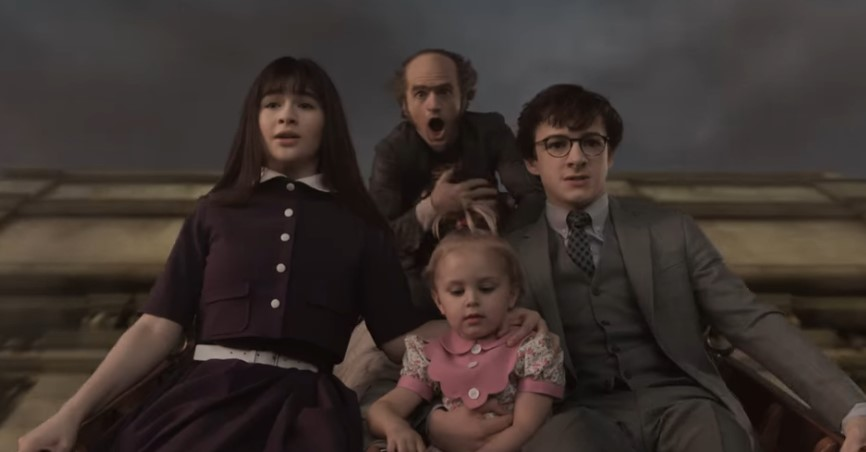 Netflix Drops Trailer for the Final Season of A Series of Unfortunate Events