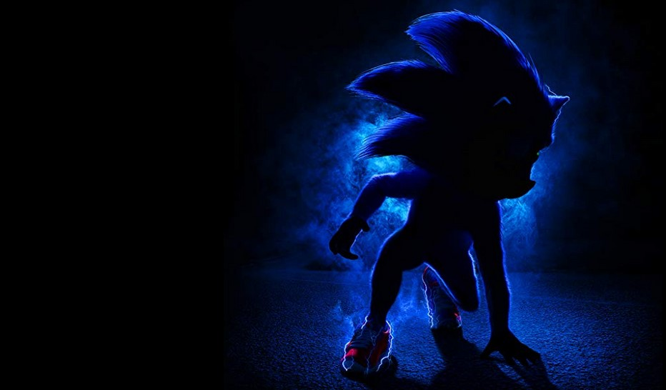 Sonic The Hedgehog Leaked Poster Shows Us Sonic S Face