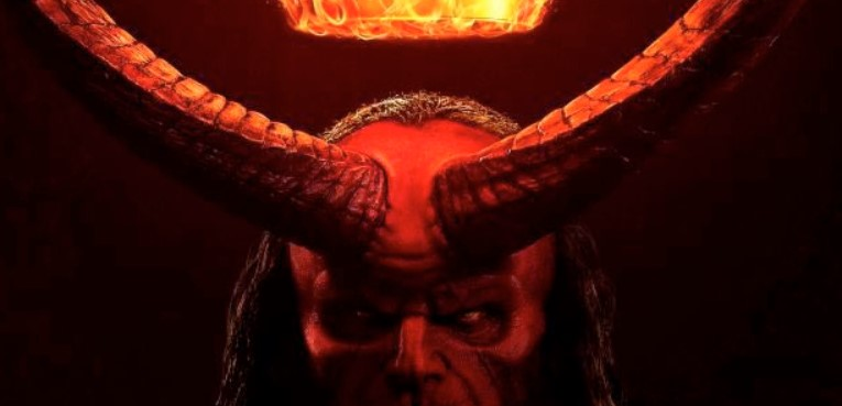 Hellboy Gets 2 New Posters, Trailer Drops This Thursday