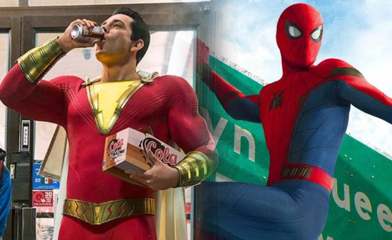Spider-Man: Far from Home and Shazam! Trailer to be Dropped This Week as Well