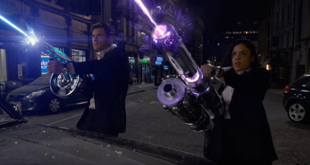 First Trailer for Men in Black International Released