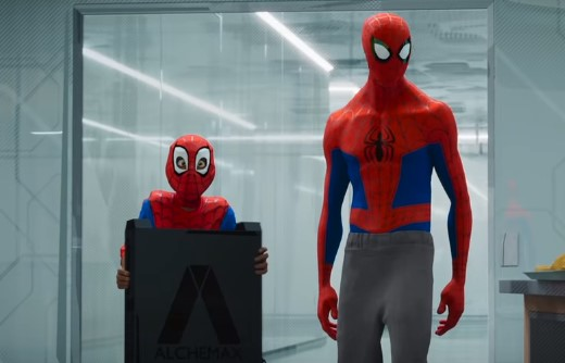 Jake Johnson, Chris Miller Gush about Spider-Man: Into the Spiderverse