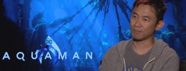 Aquaman Director Reveals Inspiration for His Blockbuster Movie