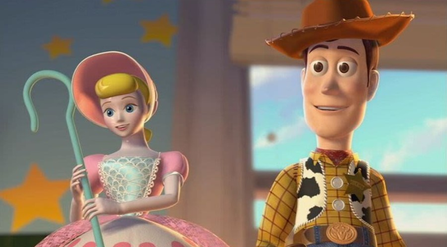 New Leaked Image of Bo Peep from Toy Story 4