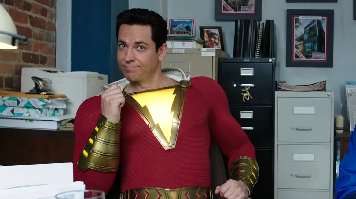 New Teaser Released for Shazam!, Full Trailer on Tuesday