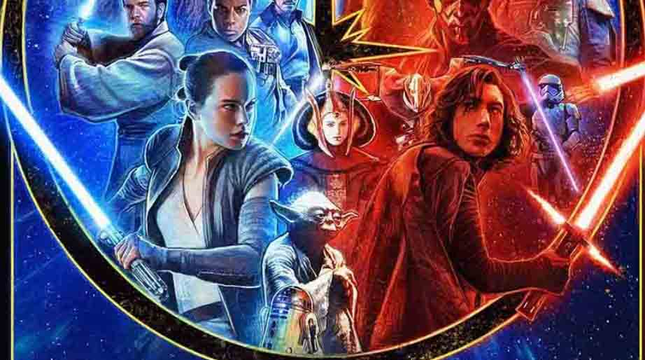 Star Wars Celebration 2019 Poster Officially Revealed