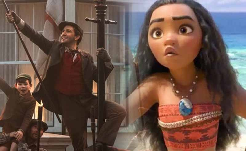 Disney Taps Lin-Manuel Miranda to Write Moana Follow-Up Featuring Latina Princess