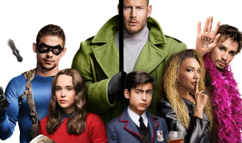 Netflix Releases New Trailer for The Umbrella Academy