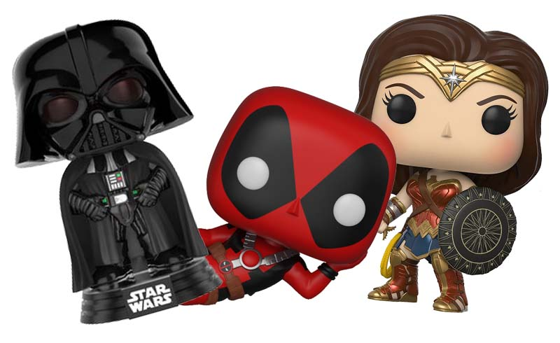 WB Working on Funko Movie, Darth Vader, Deadpool, and More to Appear