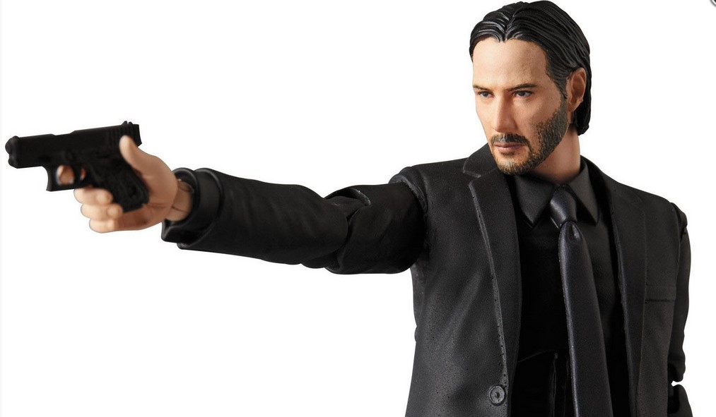 New Details on Keanu Reeves Character in Toy Story 4