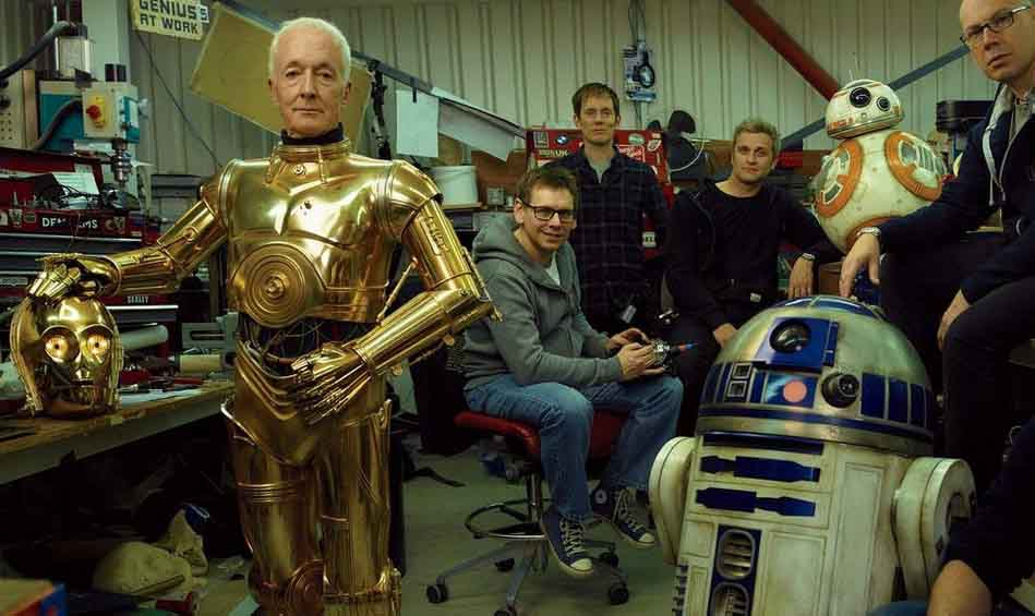 Star Wars Episode IX: Anthony Daniels has Wrapped Filming