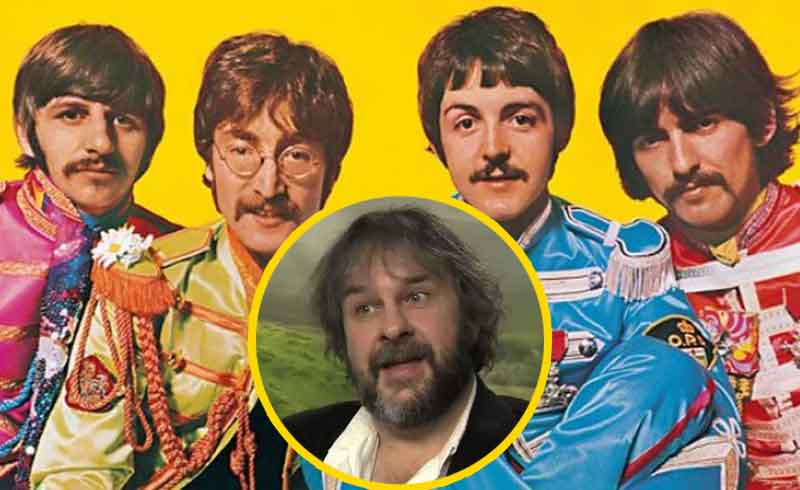 Peter Jackson Directing a Movie about The Beatles