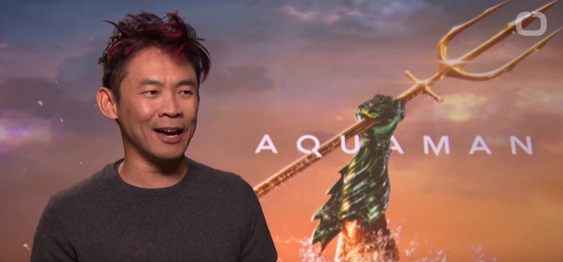James Wan Comments on Harassment over Aquaman