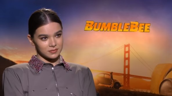 Hailee Steinfeld Talks About What is Next for the Transformers Franchise