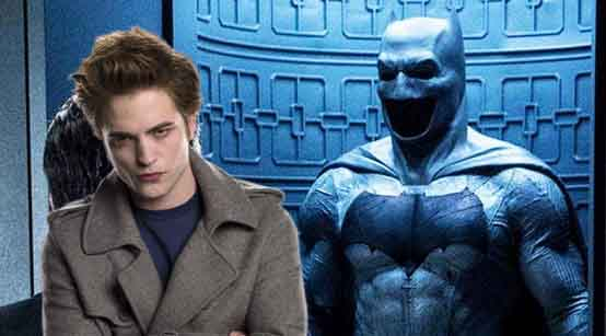 Robert Pattinson and Nicholas Hoult are Screen Testing for Batman
