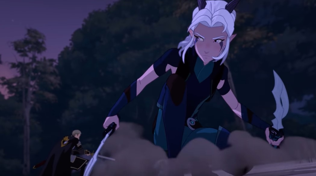 The Dragon Prince 2 Gets a New Trailer