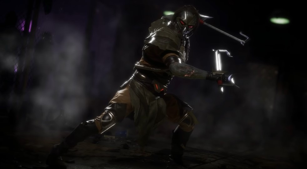 Mortal Kombat 11: Klassic Character Kabal Revealed