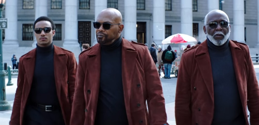 Shaft 2019 Trailer Brings Together Three Generations of John Shaft
