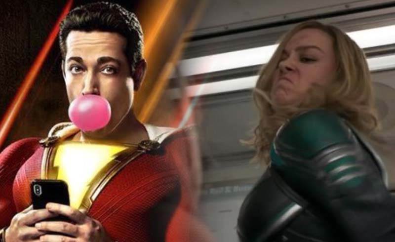 Shazam!: Zachary Levi Asks Fans to Stop Pitting Film Against Captain Marvel
