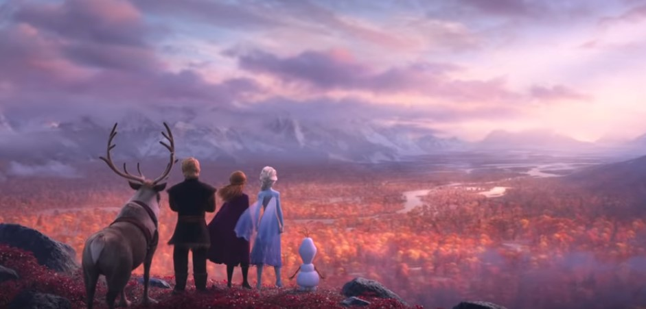 Disney Drops Fantastic New Teaser for Frozen 2